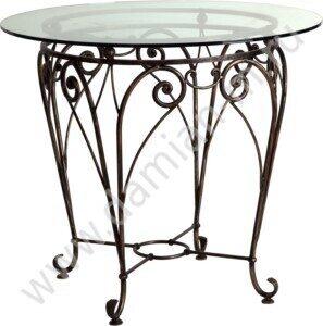 Купить стеклянный столик